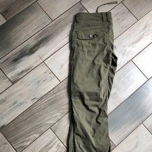 Prana trail pants